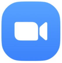 Zoom Link Icon