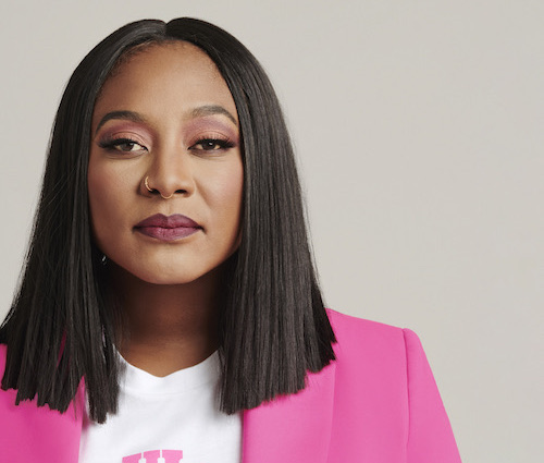 One Book, One College, One Community Author Event with Alicia Garza